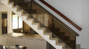 Guarda Corpo Escada M2